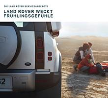 Land Rover Frühlingsangebote & Zubehör 2021