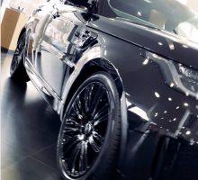 Faszination Range Rover Sport