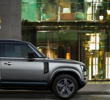 World Car Design of the Year 2021: Neuer Land Rover Defender