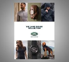 Land Rover Above & Beyond Kollektion