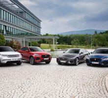 Neue Modelle 2021: Jaguar XF / XF Sportbrake, Jaguar E-PACE und Range Rover Velar
