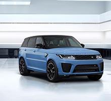Neues Sondermodell Range Rover Sport SVR Ultimate Edition