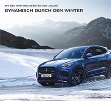 Jaguar Winterangebote 2021/22